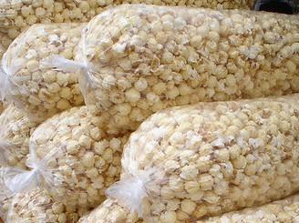 Kettle Corn Popcorn in bags